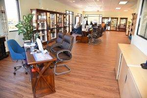 Optometrist office spring valley nv